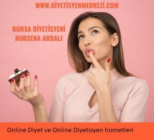 Online Diyet ve Online Diyetisyenlikte Beslenme